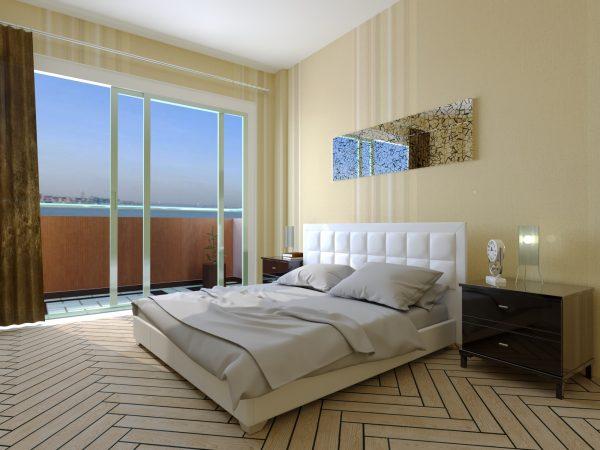 Кровать Спарта - белый