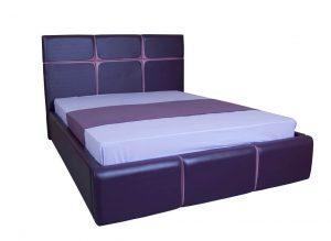 Мягкая кровать Стелла с подъемным механизмом - фото 1