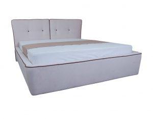 Мягкая кровать Стефани с подъемным механизмом - фото 2