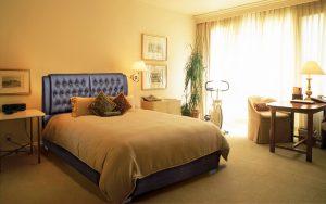 Кровать Тиффани (с подъемным механизмом) - интерьер