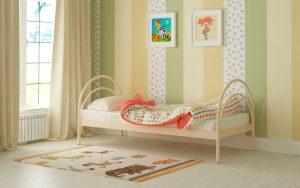 Кровать Алиса - бежевый