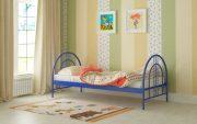 Кровать Алиса Люкс - синий