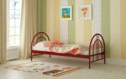 Кровать Алиса Люкс - красный
