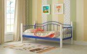 Кровать Алонзо - синий