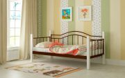 Кровать Алонзо - коричневый