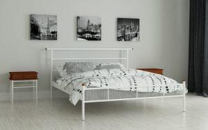Кровать Диаз - белый
