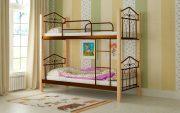 Кровать Тиара - коричневый