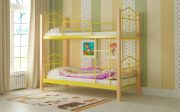 Кровать Тиара - желтый