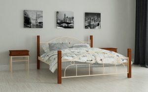 Кровать Принцесса - бежевый