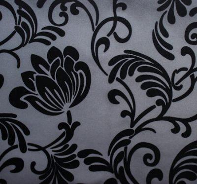 Ткань Нэо Флок Grey - жаккард