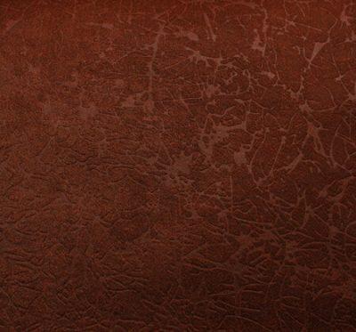 Ткань Пленет 06 Terracota - велюр шлифованный