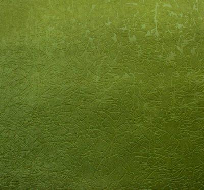 Ткань Пленет 07 Green - велюр шлифованный