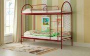Кровать Сеона - красный (2)