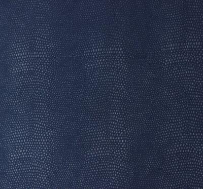 Ткань Снейк 4084/Dr.Blue - велюр шлифованный