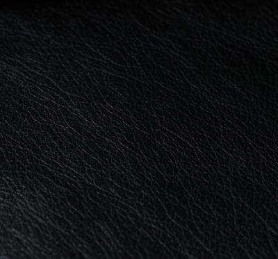 Ткань Титан Black - кожзам