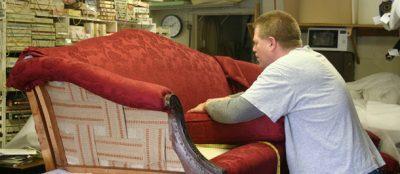 Перетяжка мебели: советы профессионалов