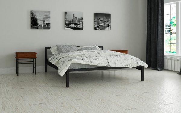 Кровать Вента - черный
