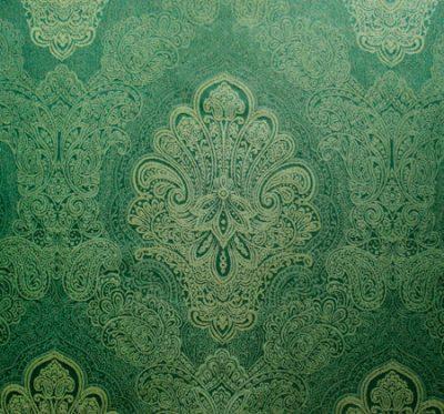 Ткань Версаль 02 Emerald - жаккард