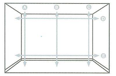 Как правильно подобрать размер шкафа-купе?